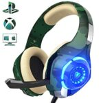Auriculares Gamer con Luces Led