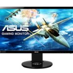 Monitor Gaming Red