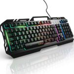 Teclado Gamer Keyboard