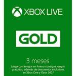XBOX Gold Live Código Digital de 12 Meses